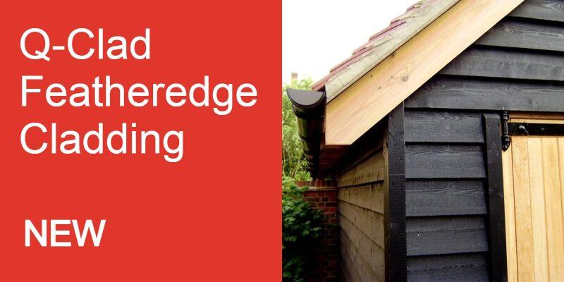 q-clad featheredge