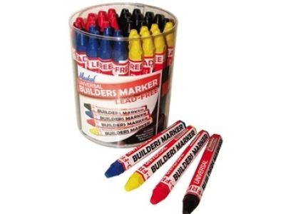 Builders Marker Crayons