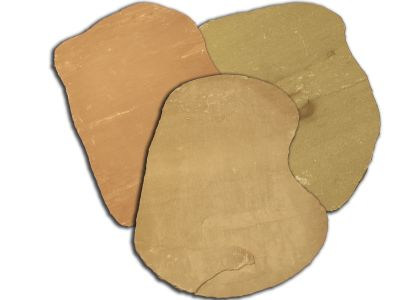 Natural Sandstone Stepping Stone