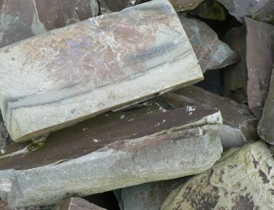 CORNISH RUSTIC ROCKERY STONE