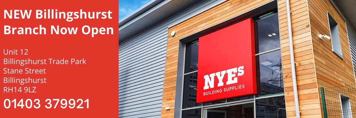 new billingshurst branch now open