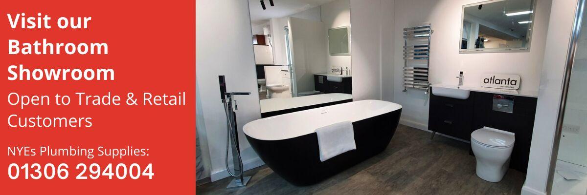 nyes bathroom showroom