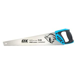 OX Tools Pro Hand Saw 500mm/20 ""