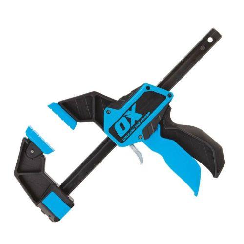 OX Tools Pro Heavy Duty Bar Clamp