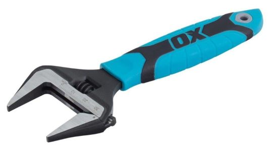 OX Tools Pro Adjustable Wrench Extra