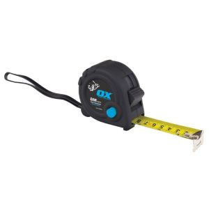 OX Tools Trade 8m Tape Measure