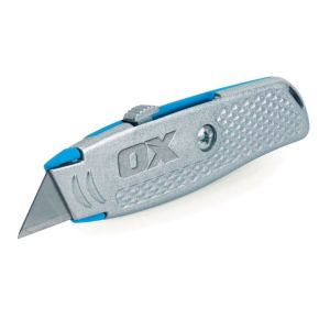 OX Tools Trade Retractable Utility Knife