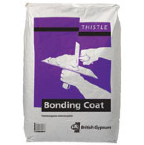 Thistle Bonding Plaster