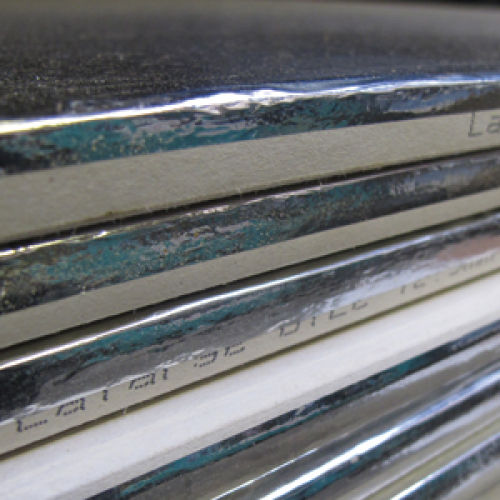 Foil Backed Vapourshield