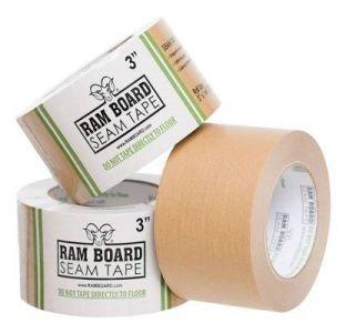 Ram Board Seam Tape 75mm x 50mtr