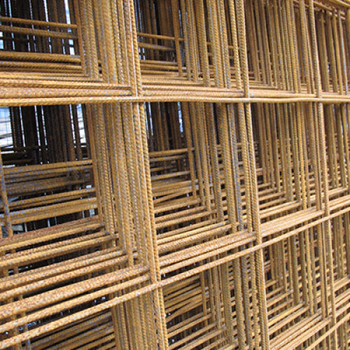 Reinforcement Mesh 10mm Dia Wires (a393)