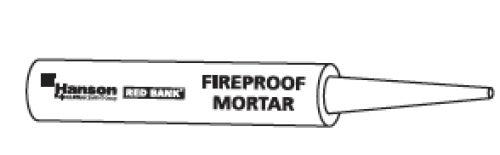 Rediflow Fireproof Mortar Cartridge