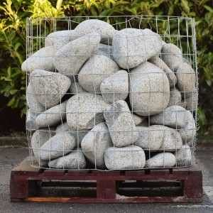 Silver Grey Boulders Sold Per KG