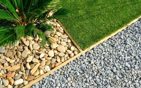 The benefits of shingle for landscaping