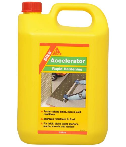 Sika Accelerator - 25 Litre