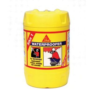 Sika 1 Waterproofer - 25 Litre