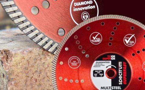 Ox Tools TX10R Turbo Diamond Blade