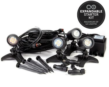 Ellumiere 12v spotlight starter kit