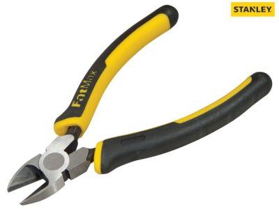 Stanley STA089858 FaxMax Diagonal Cutting Pliers - 160mm