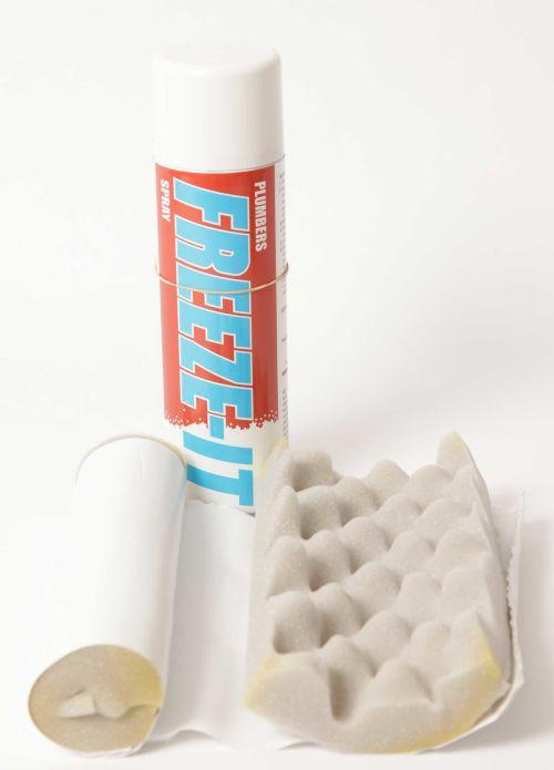 Pipe Freezer Kit Skit