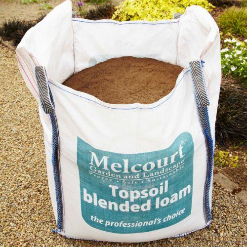 Melcourt Blended Loam Topsoil - bulk bag