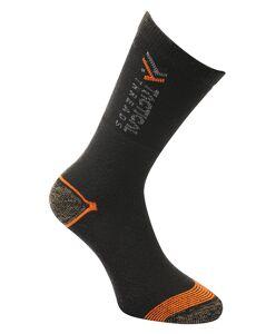 Regatta 3-Pack Work Socks - Black