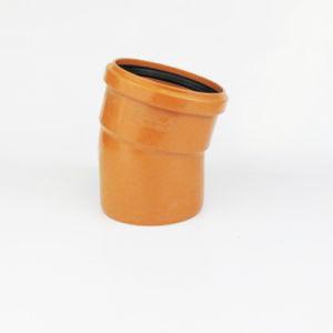 Underground Single Socket Bend 15deg