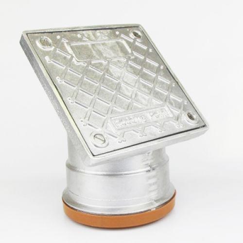 Aluminum SQ Sealed Rodding Eye
