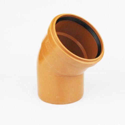 Underground Single Socket Bend 45deg