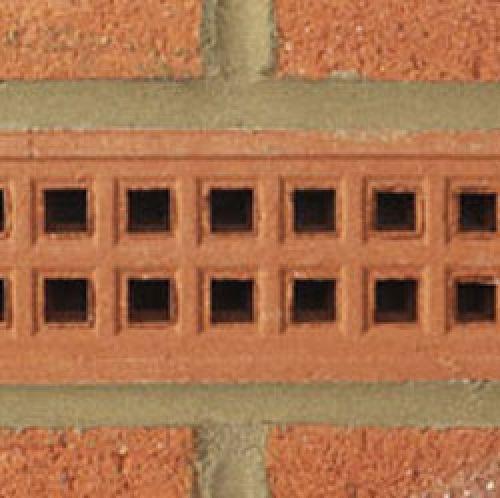 Terracotta Square Hole Clay Air Brick