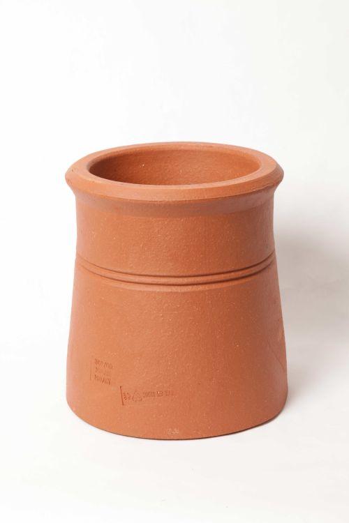 Cannon Head Chimney Pot